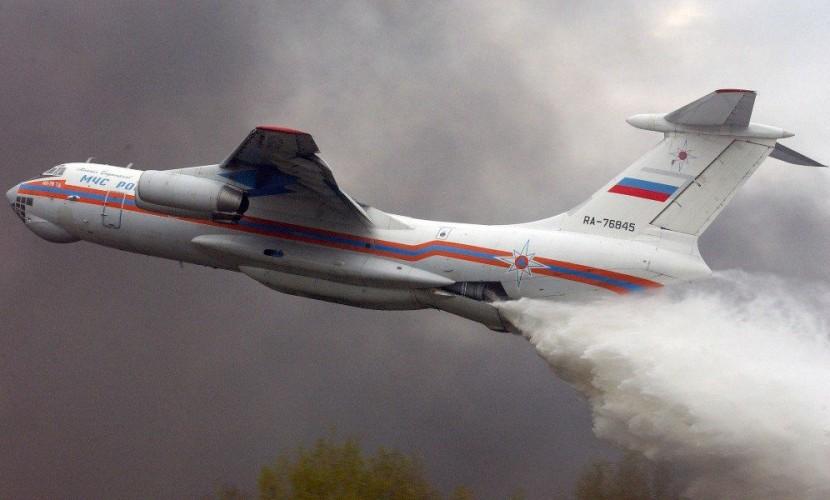 Найдены останки тел членов экипажа и черный ящик разбившегося в Иркутской области Ил-76