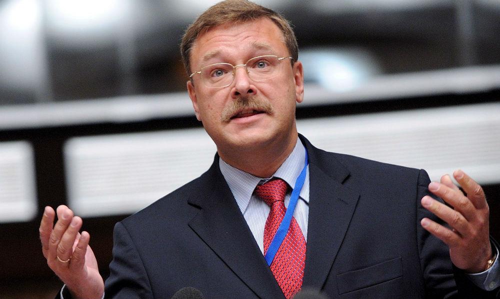 Косачев раскритиковал работу ПА ОБСЕ и назвал ее пародией на парламентаризм