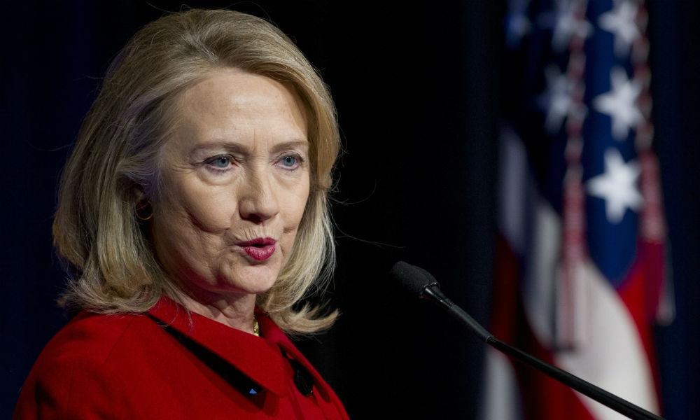 Американские демократы обвинили Россию в краже секретной переписки Клинтон