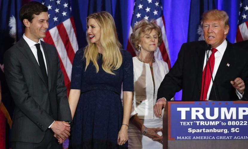 Зять Дональда Трампа Джаред Кушнер имеет белорусские корни
