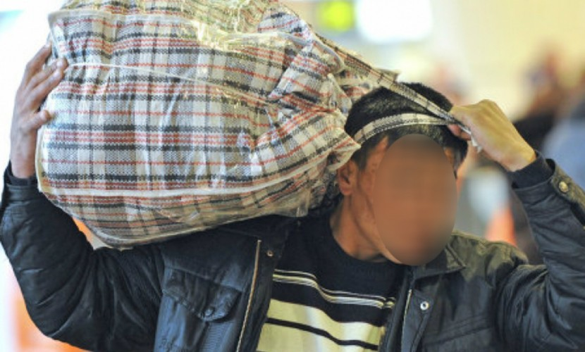 Москвичка встретила на улице сожителя с трупом ее ребенка в сумке