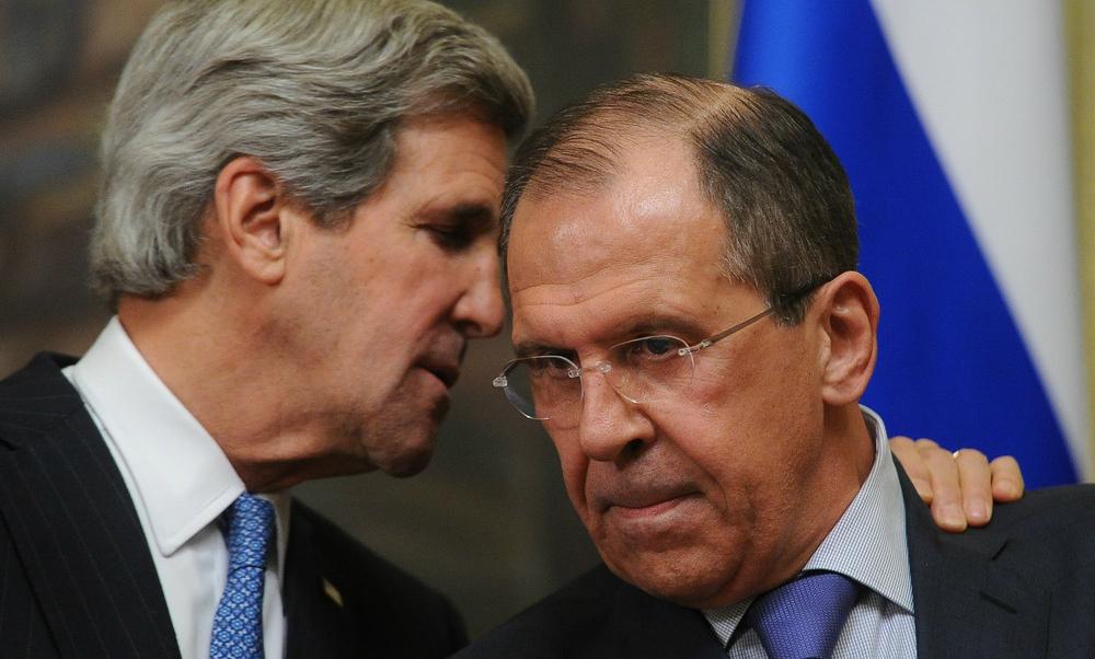 Сергей Лавров отказался в литературных выражениях комментировать информацию о взломе почты Демпартии США спецслужбами РФ