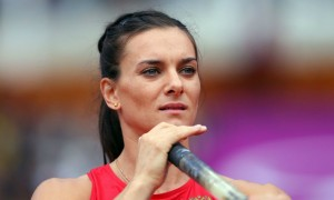 Никто не отстоял мои права! - Исинбаева со слезами попрощалась с Олимпиадой