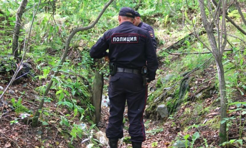 Носившего в сумке труп падчерицы жителя Москвы обнаружили мертвым в лесу