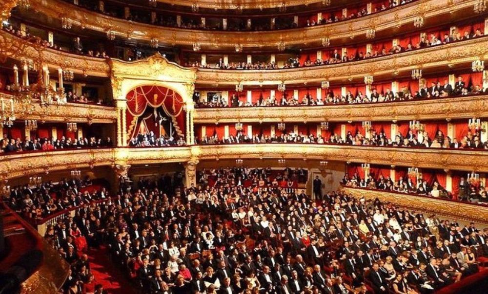 В «Рособоронэкспорте» раскрыли секрет ложи в Большом театре за 13, 2 миллиона рублей