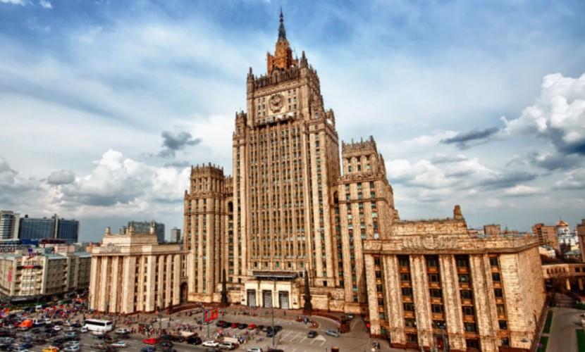 Мы отвечаем взаимностью на опасные действия США в военной сфере, - МИД России