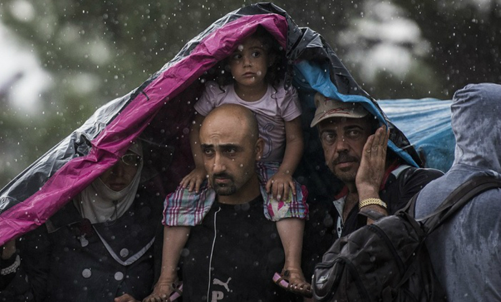 Первые беженцы из Сирии и Ирака приехали устраиваться в Литве