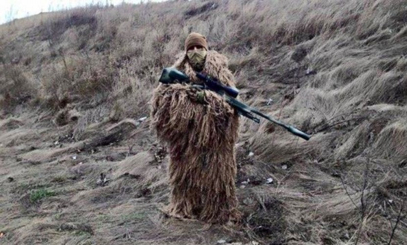 Снайпер Морячок убит— Боец украинского батальона