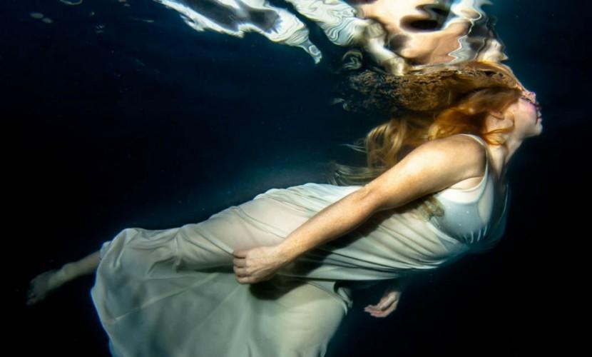 Утонула во время секса под водой