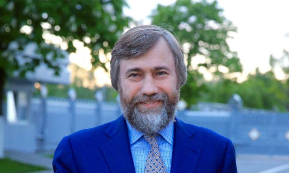 Депутат-олигарх Новинский пообещал к осени добиться смены власти на Украине