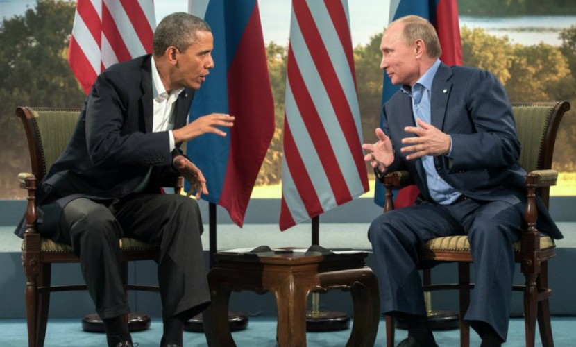 Обама должен наладить отношения с Россией по примеру Эрдогана, - Forbes
