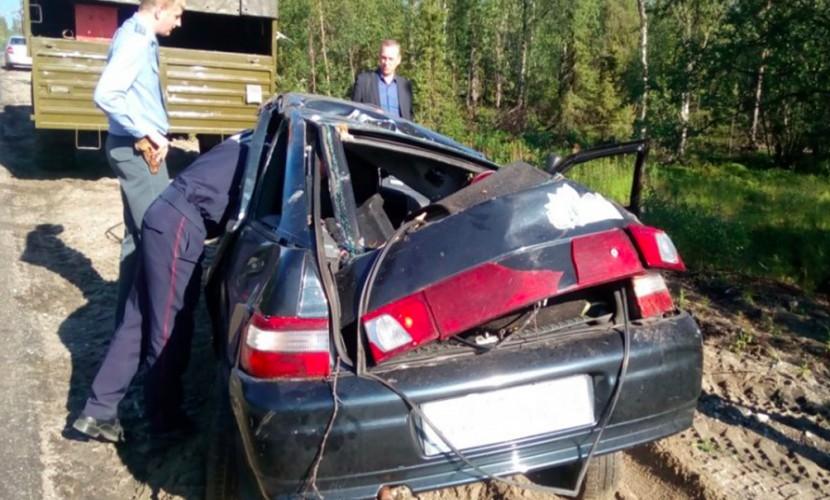 Две малышки пострадали и потеряли сразу обоих родителей в фатальном ДТП в Мурманской области