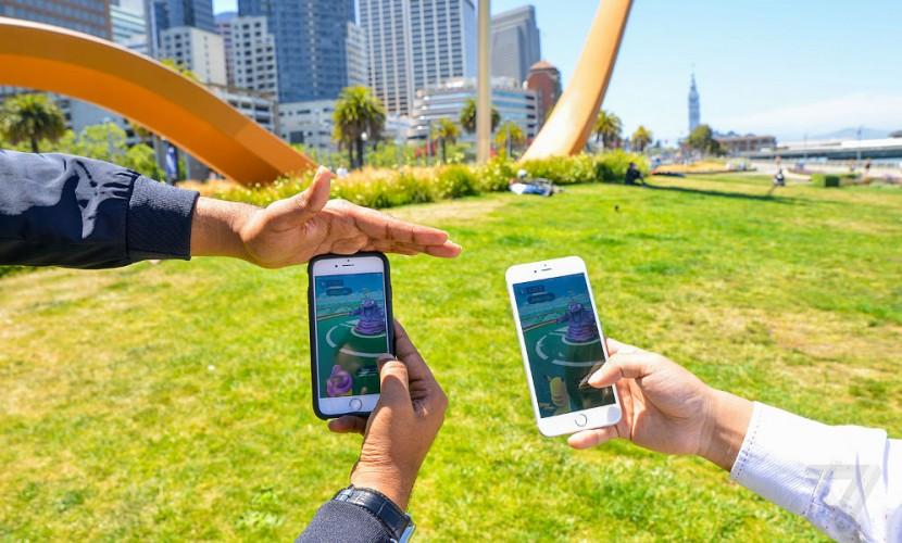 Игра Pokemon Go стала хитом скачиваний в онлайн-магазине Apple
