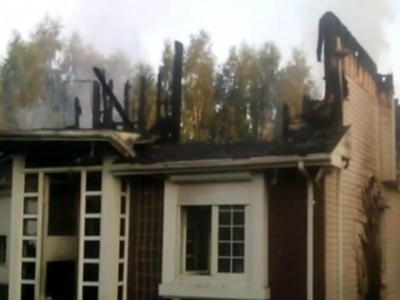 Двое детей и двое взрослых жителей Подмосковья погибли при пожаре
