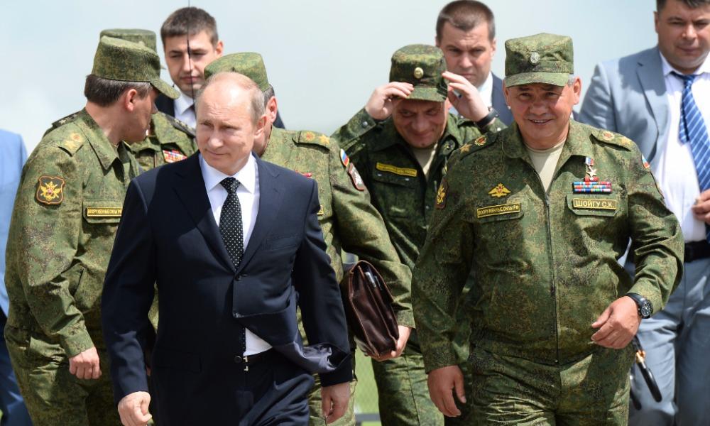 НАТО на краю: Путин может «моментально» объявить Третью мировую войну, - Sunday Express