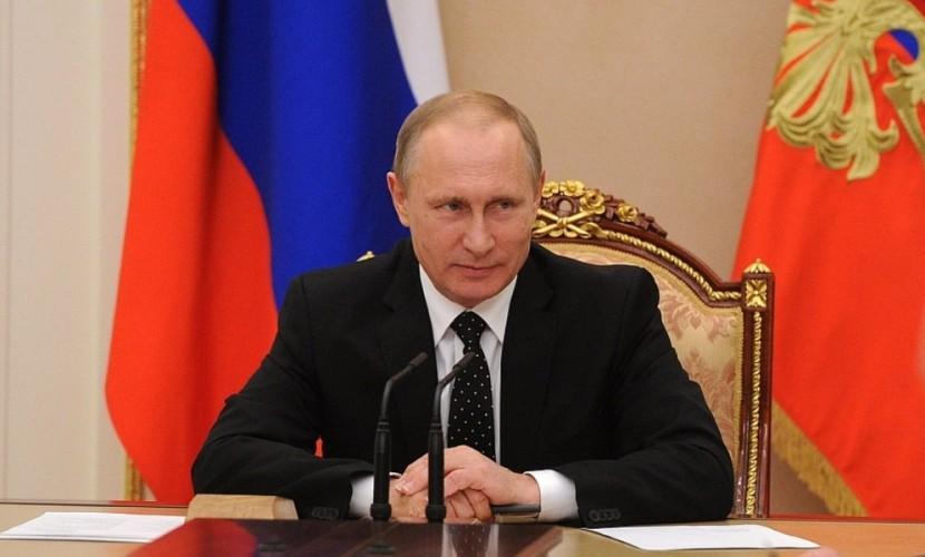 Путин обсудил с членами Совета безопасности РФ решение МОК по российским спортсменам-олимпийцам