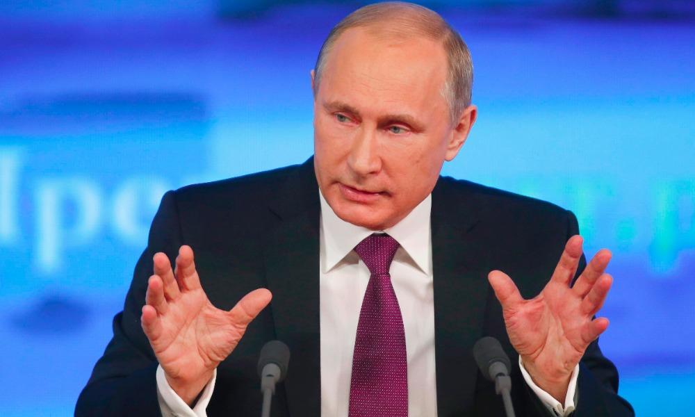 Путин обратился к мировому сообществу с призывом совместно бороться с международным терроризмом