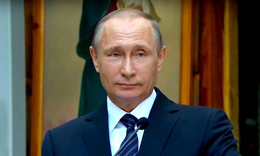 Путин у Русской часовни в Словении рассказал об ужасах войны и символе мира