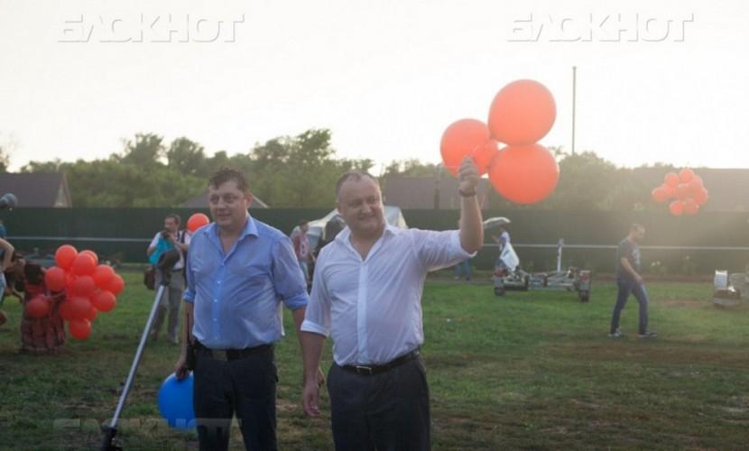 Мировой рекорд в Волгодонске помогла установить дружба России и Молдавии