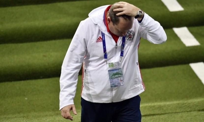 Команде Леонида Слуцкого вполне по силам выиграть чемпионат Европы во Франции, - россияне