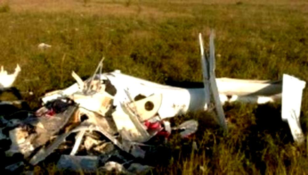 Заслуженный летчик погиб при крушении планера под Пензой