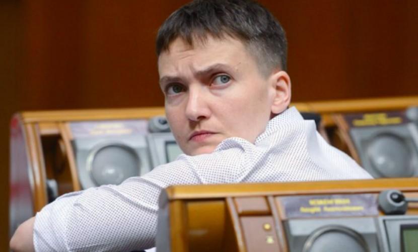 """Савченко после призыва просить прощения у жителей Донбасса назвали """"завербованным агентом"""" и """"троянским конем"""""""