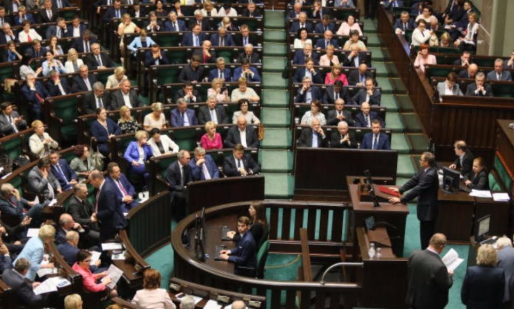 Парламент Польши официально установил памятный день Волынской резни на Украине