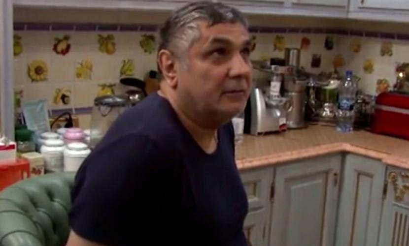 Опубликовано видео захвата знаменитого «вора в законе» Шакро Молодого в его роскошной резиденции