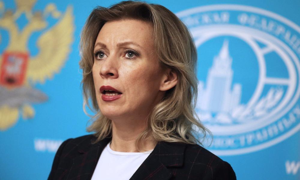 Украина становится братской могилой журналистов и журналистики, - Захарова
