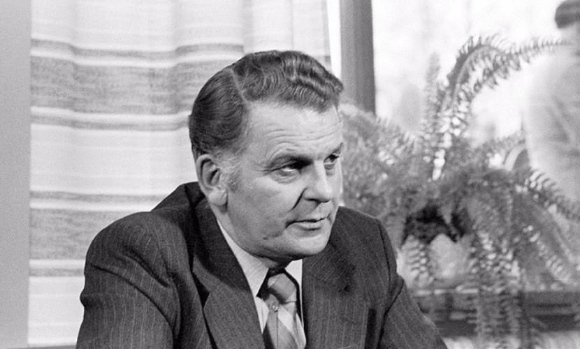 Бывший дважды премьер-министр Швеции Фельдин ушел из жизни в возрасте 90 лет