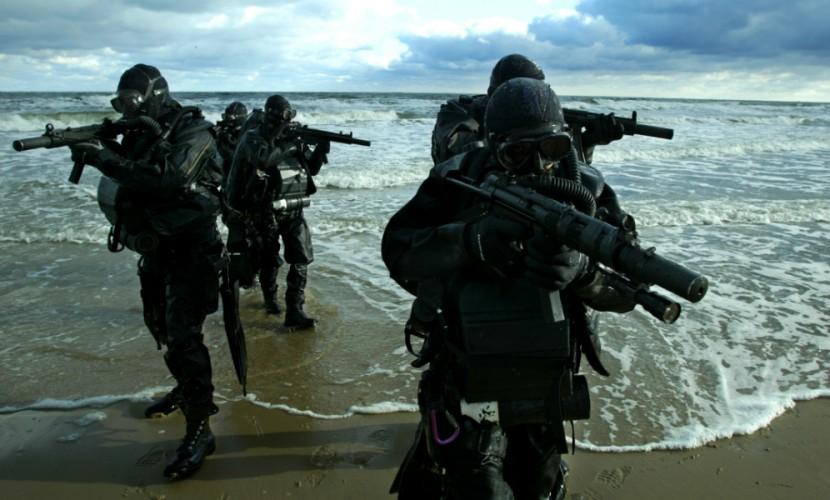 Российский флот усилили мощными подразделениями «прибрежного спецназа»