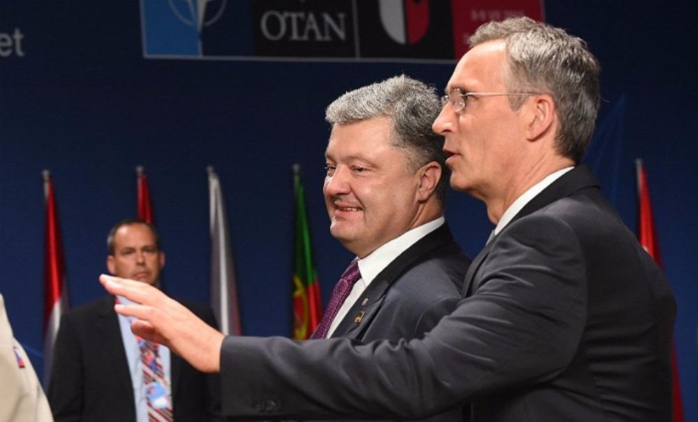 В НАТО согласились подогнать армию Украины к своим «стандартам» без приема в члены альянса