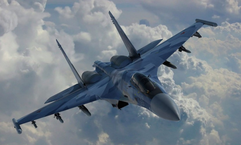 Российский Су-35 может оказаться лучшим самолетом вистории,— СМИ США