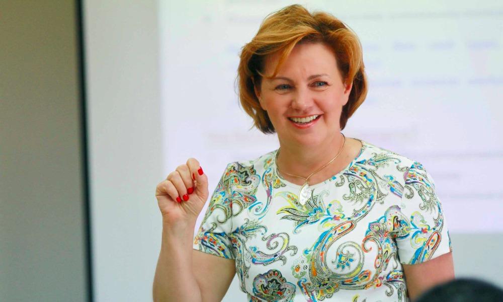 Жена красноярского губернатора удалила аккаунт после скандального предложения спасаться «силой мысли»