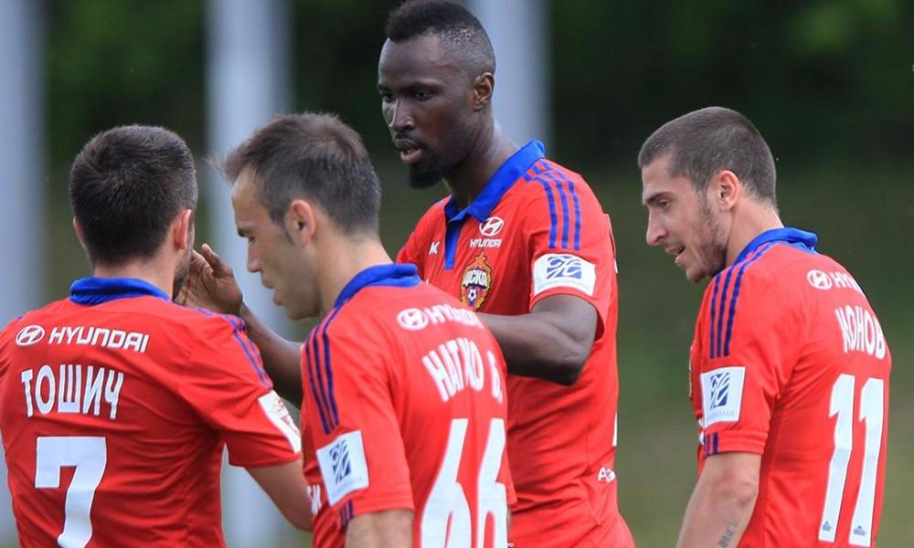 Ивуарийский форвард Траоре вернулся в Россию и забил в составе ЦСКА уже в дебютном матче