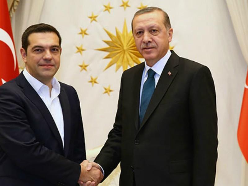Греция согласилась выдать Турции сбежавших участников мятежа против Эрдогана