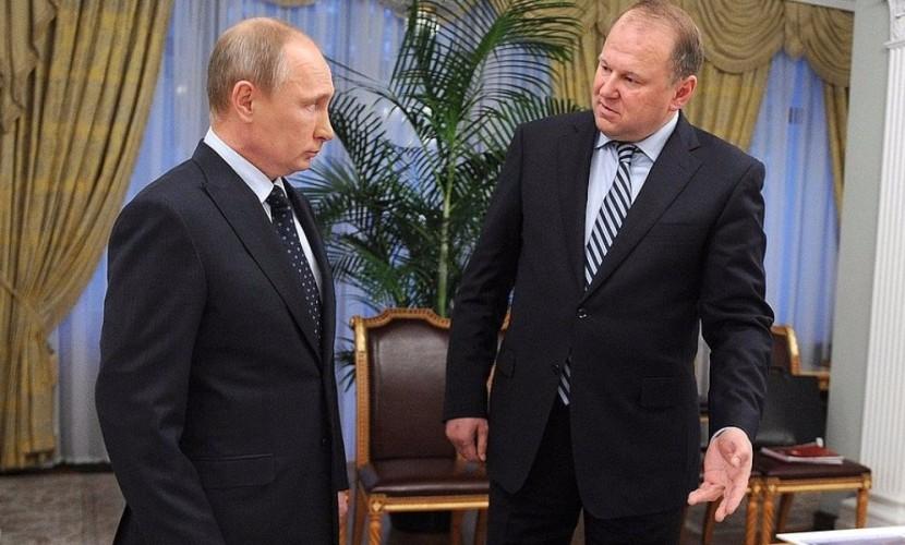 Президент России досрочно поменял губернатора самого западного региона России