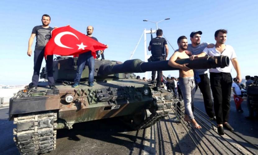 Кровавый мятеж в Турции привел к гибели 265 человек, - Йылдырым