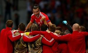 Валлийские футболисты прыгнули выше головы в матче Евро-2016 с бельгийцами