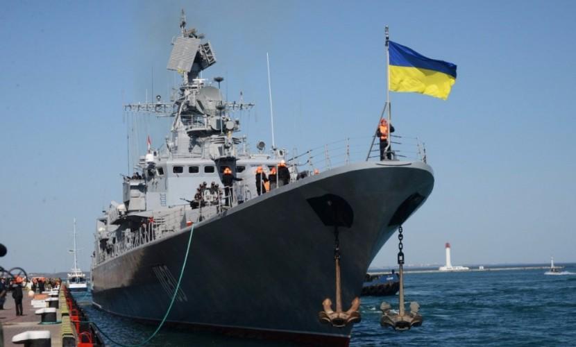 На Украине заявили об опасности потопления