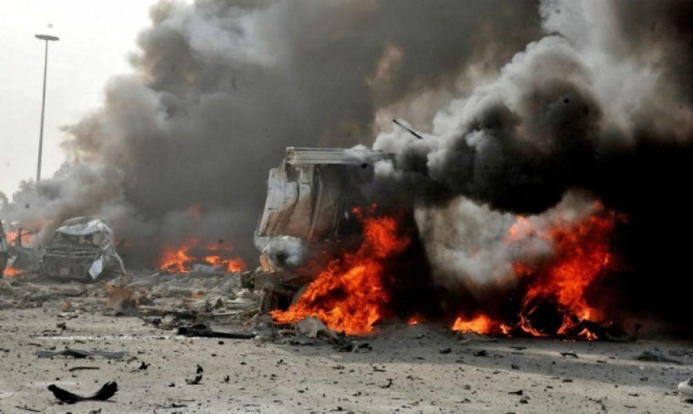 Российский военный погиб от самодельной взрывчатки террористов в Сирии