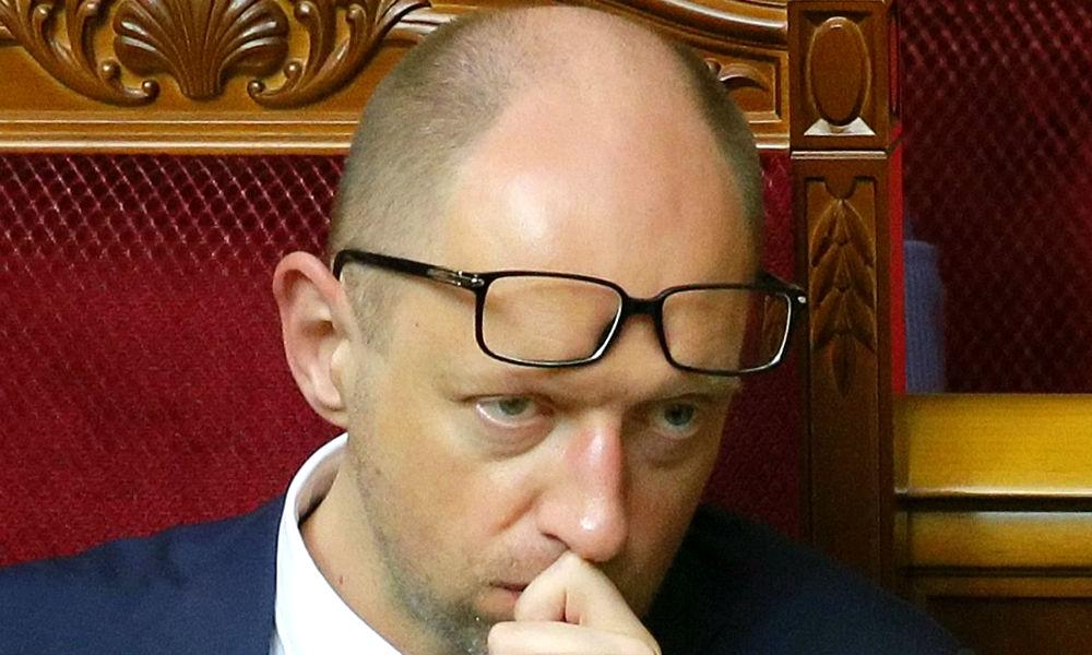 Скандальный украинский музыкант-бандеровец призвал прибить к стене Яценюка