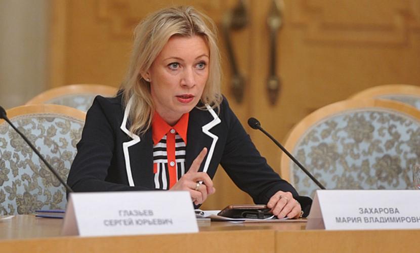 Мария Захарова назвала теракт в Ницце ставшим реальностью триллером