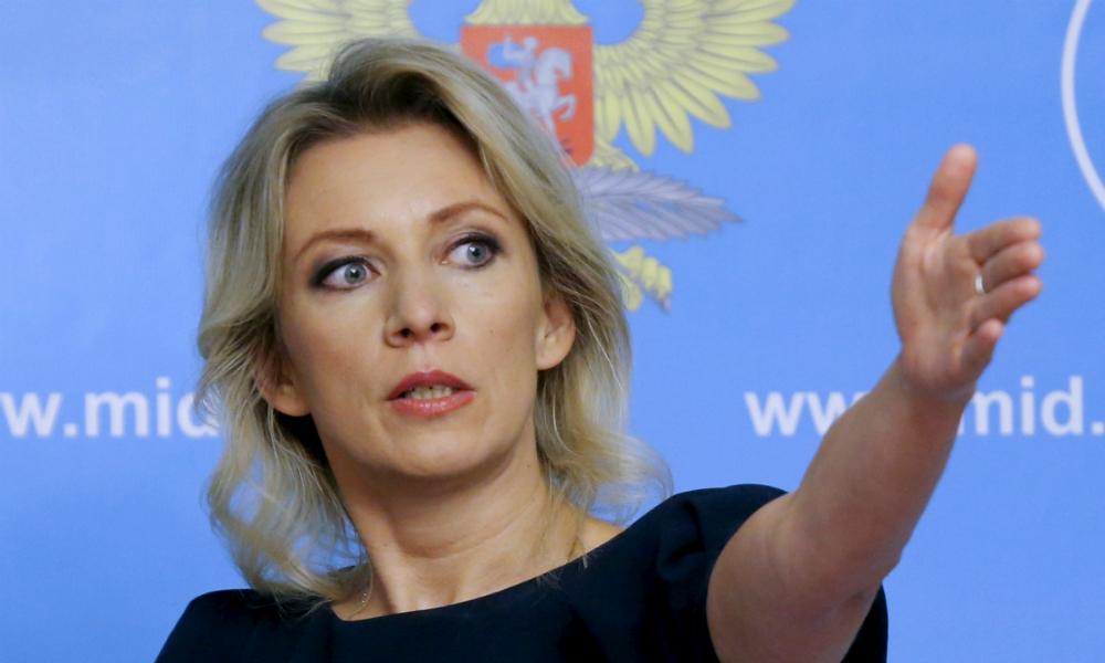 Захарова предложила несдержанной Пауэр поехать в Сирию и понять значение слова