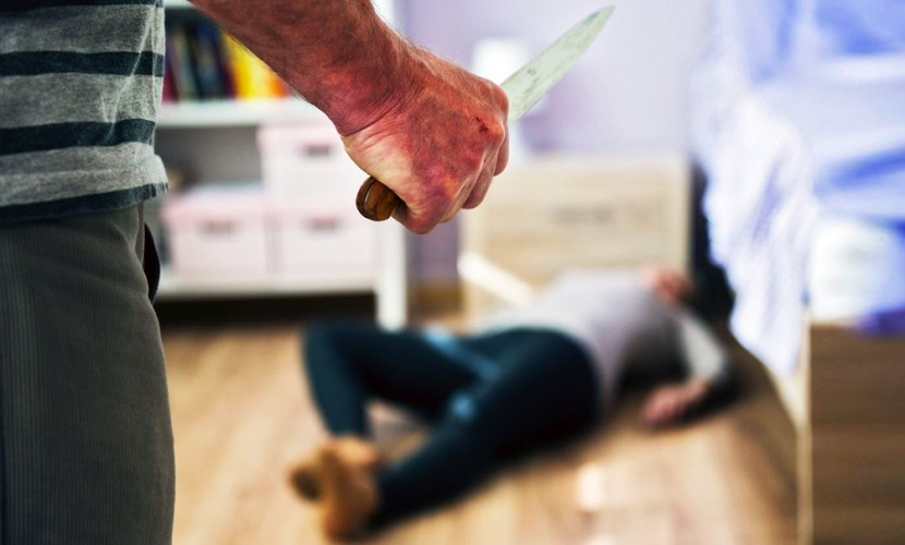 Житель Самары зарезал собственных жену и детей, после чего покончил с собой