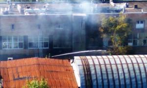 Беременная женщина и 15 сотрудников типографии погибли при пожаре на складе в Москве