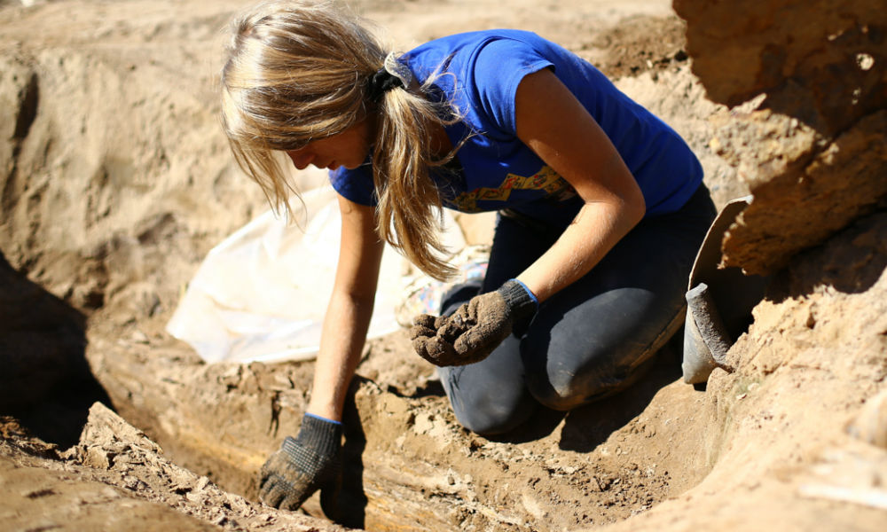 Календарь: 15 августа - День веселых археологов