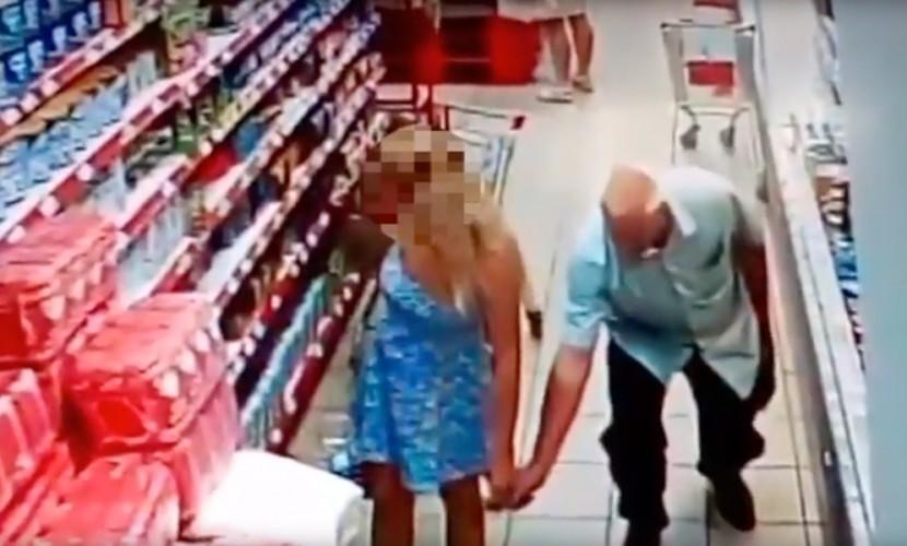 Снимавшего телефоном интимные места девушек под юбками извращенца «поймали» на видео в Челябинске