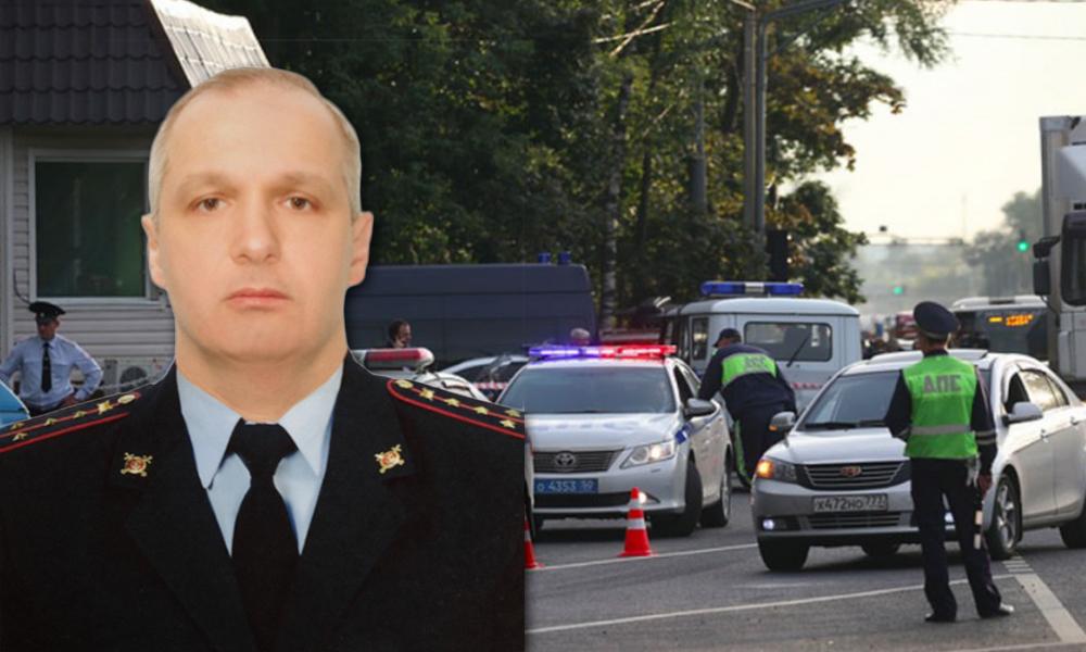 Полицейский умер в больнице после нападения преступников с топорами на пост ДПС в Балашихе
