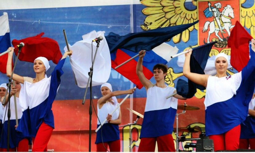 Вдень русского флага вСургуте пройдет большое количество мероприятий для детей